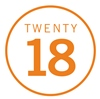twenty 18 logo