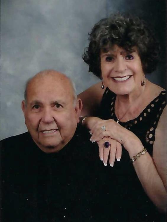 Harriet and Harold Friedman